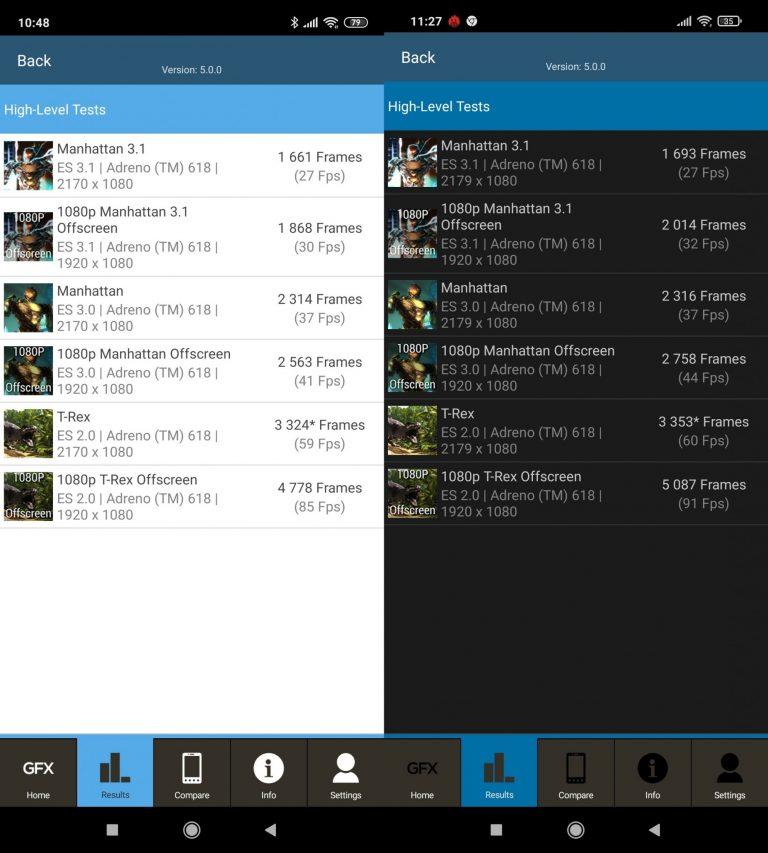 Redmi Note 9 Pro vs. Poco X3 összehasonlító teszt 12