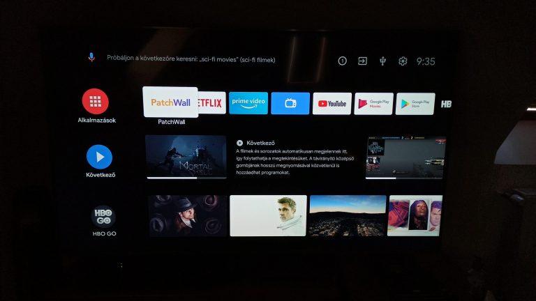 Xiaomi Mi TV 4S 65″ teszt 9