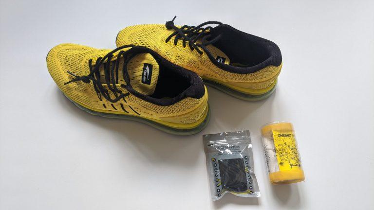 Onemix Slant Tonge cipő teszt 7
