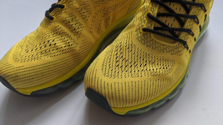 Onemix Slant Tonge cipő teszt 9