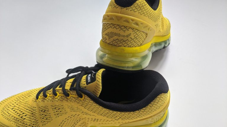 Onemix Slant Tonge cipő teszt 12