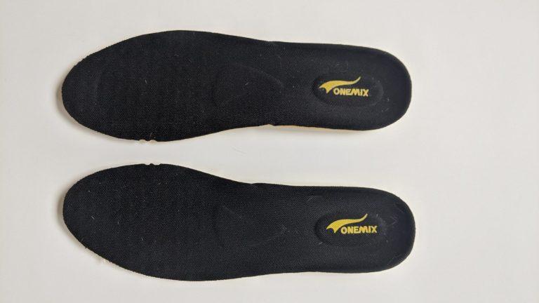 Onemix Slant Tonge cipő teszt 13
