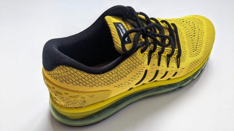 Onemix Slant Tonge cipő teszt 14
