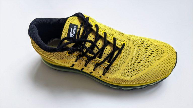 Onemix Slant Tonge cipő teszt 15