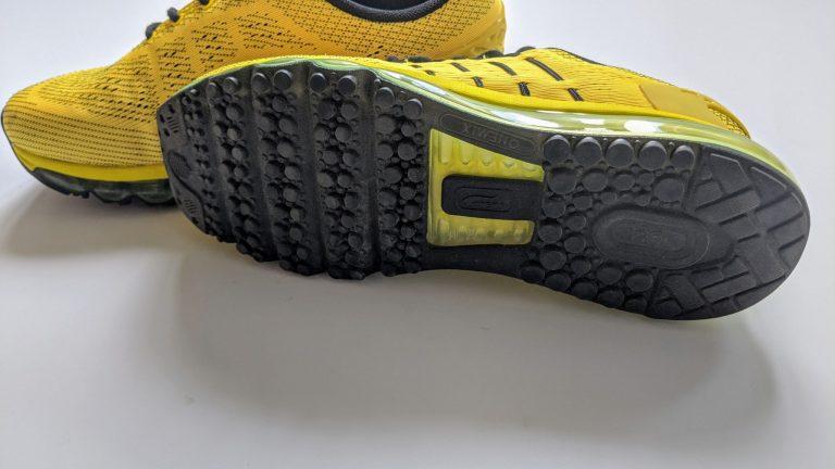 Onemix Slant Tonge cipő teszt 16
