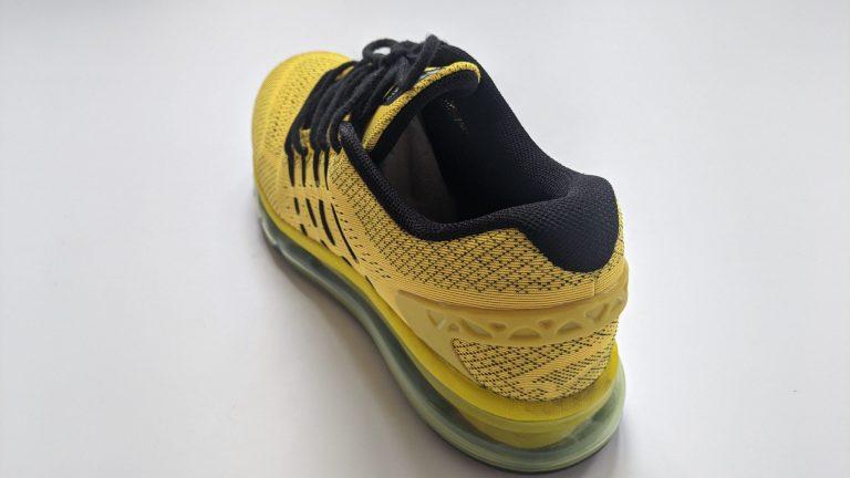 Onemix Slant Tonge cipő teszt 18