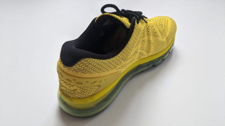 Onemix Slant Tonge cipő teszt 19