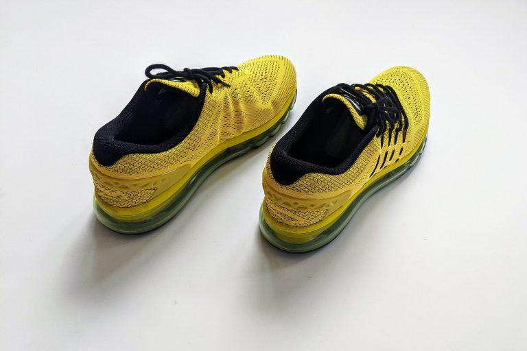 Onemix Slant Tonge cipő teszt 20