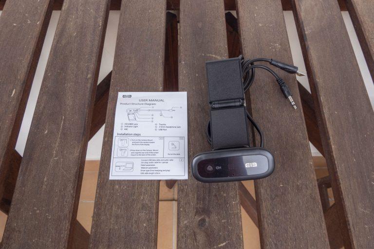 Elephone Ecam X webkamera teszt 3