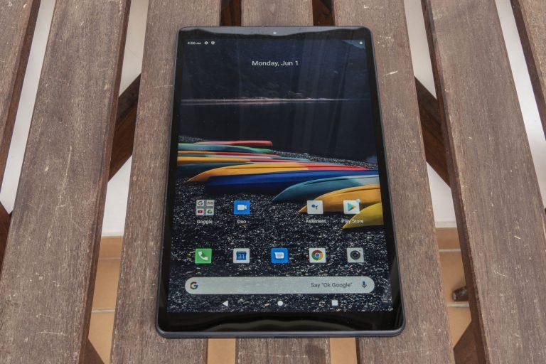 Alldocube iPlay 20 tablet teszt 10