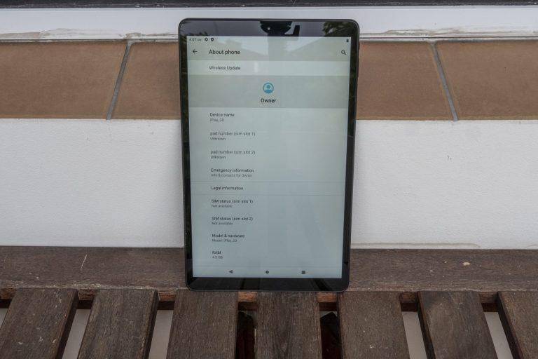 Alldocube iPlay 20 tablet teszt 12