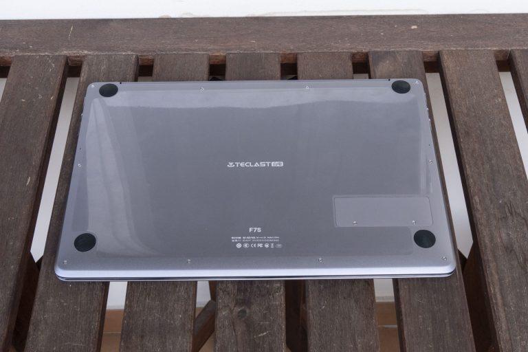 Teclast F7S notebook teszt 7