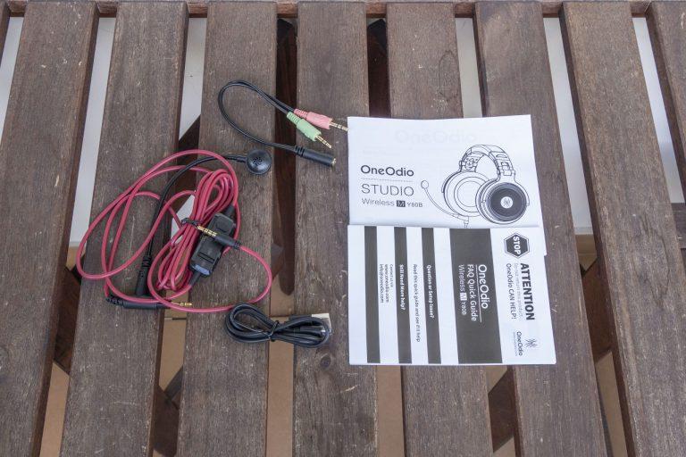 Oneodio Pro-M és Pro-G fejhallgatók tesztje 4