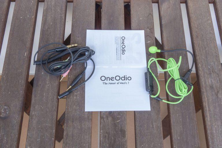 Oneodio Pro-M és Pro-G fejhallgatók tesztje 16