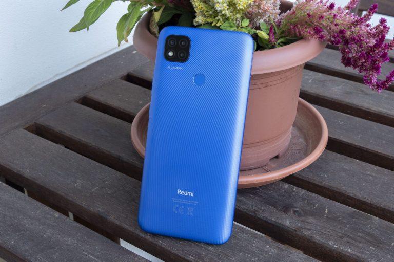 Redmi 9 vs. Redmi 9C okostelefon teszt 3