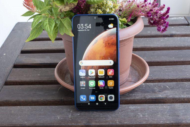 Redmi 9 vs. Redmi 9C okostelefon teszt 9