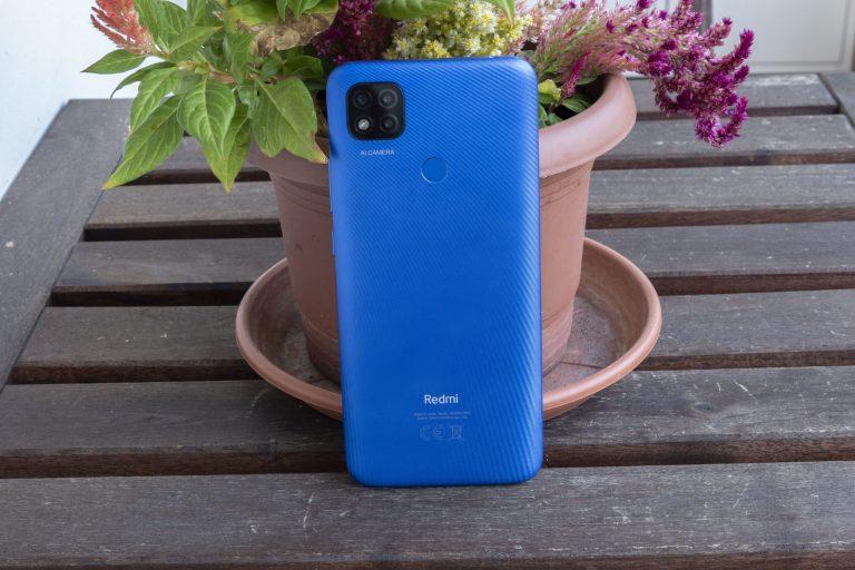 Xiaomi Redmi 9C okostelefon teszt 14