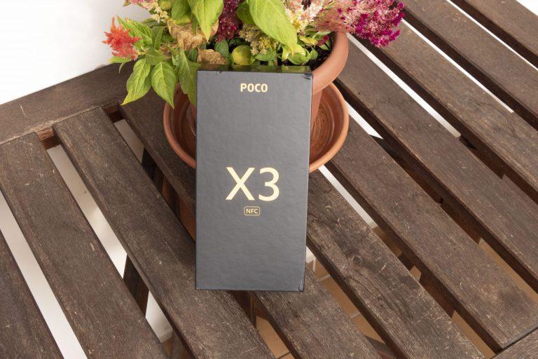 Poco X3 NFC okostelefon teszt 2
