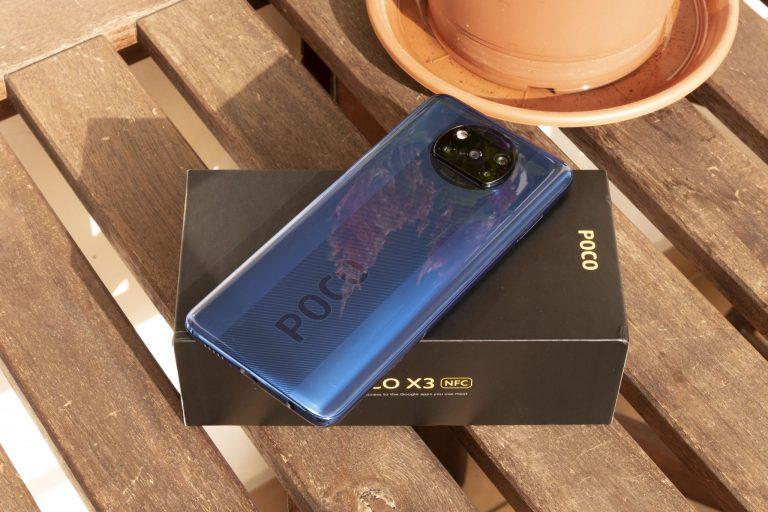 Poco X3 NFC okostelefon teszt 6