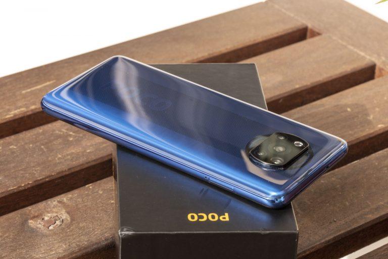 Poco X3 NFC okostelefon teszt 9