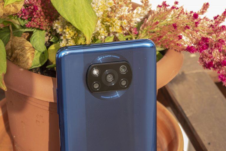 Poco X3 NFC okostelefon teszt 10