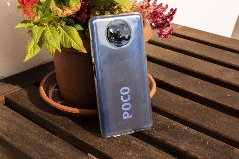 Poco X3 NFC okostelefon teszt 16