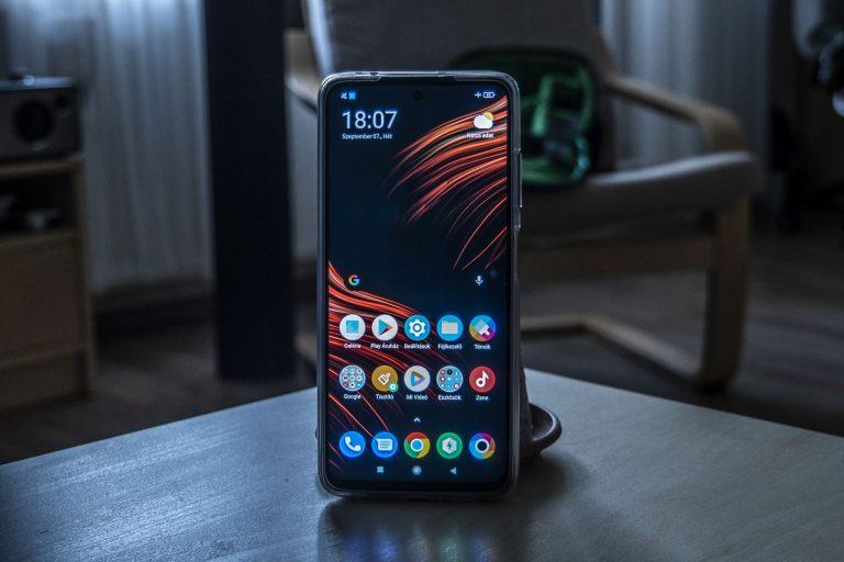 Poco X3 NFC okostelefon teszt 19