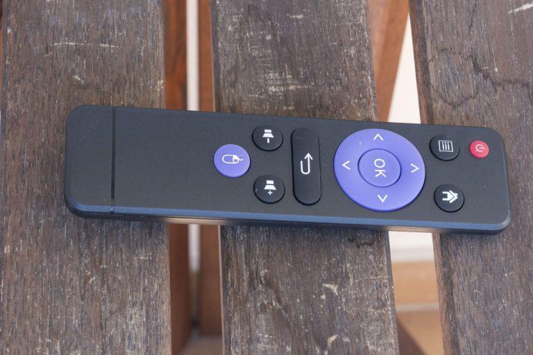 H96 Max X3 TV box teszt 4