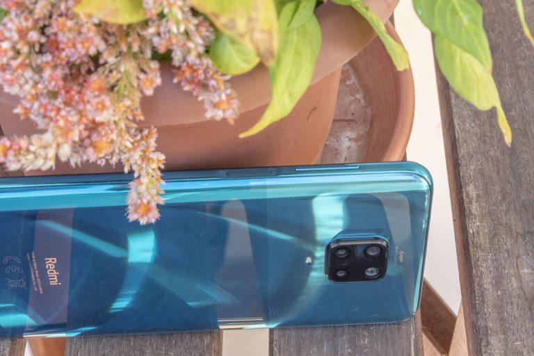 Redmi Note 9 Pro okostelefon teszt 10