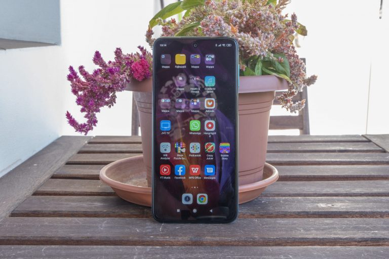 Redmi Note 9 Pro okostelefon teszt 14