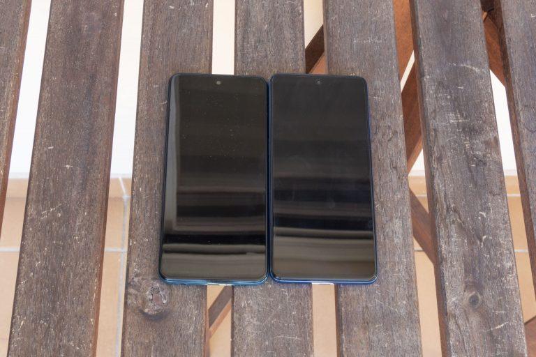 Redmi Note 9 Pro vs. Poco X3 összehasonlító teszt 8