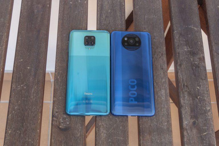 Redmi Note 9 Pro vs. Poco X3 összehasonlító teszt 4