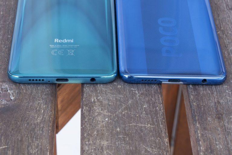 Redmi Note 9 Pro vs. Poco X3 összehasonlító teszt 6