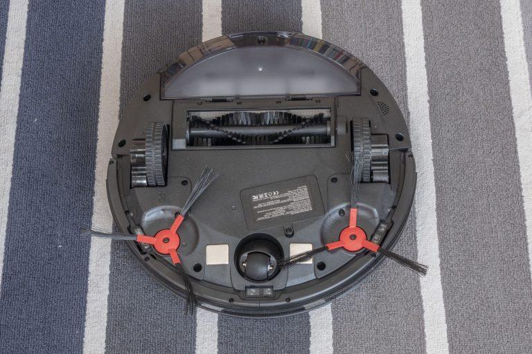 360 C50 robotporszívó teszt 8
