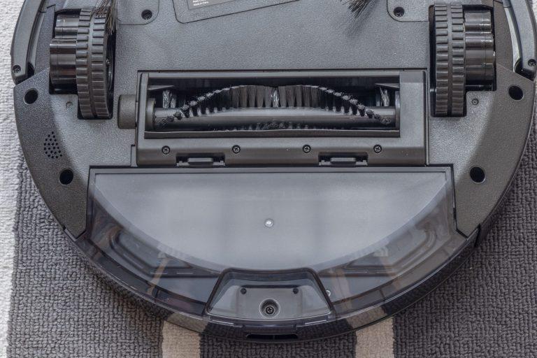 360 C50 robotporszívó teszt 10