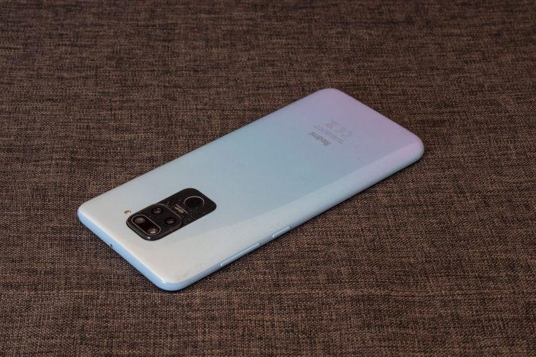 Redmi Note 9 okostelefon teszt 7