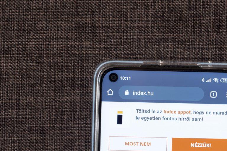 Redmi Note 9 okostelefon teszt 17