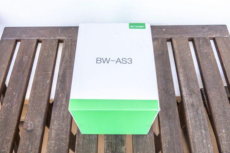Blitzwolf BW-AS3 TWS hangszóró teszt 2