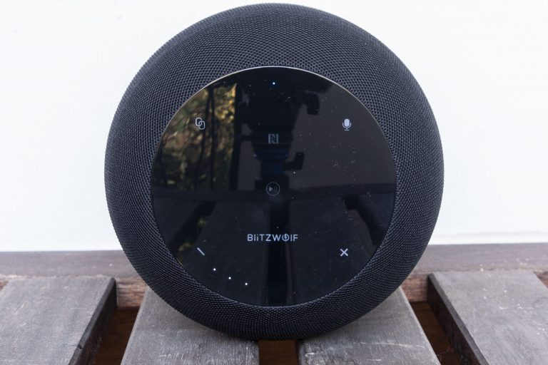 Blitzwolf BW-AS3 TWS hangszóró teszt 7