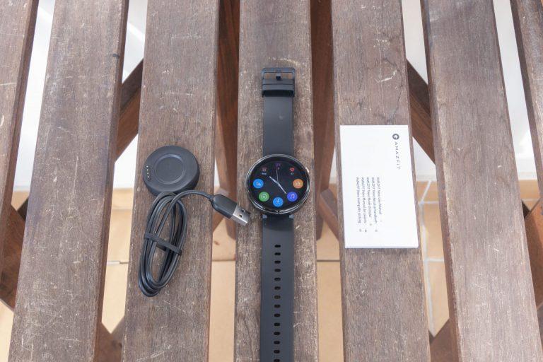 Xiaomi Amazfit Nexo okosóra teszt 3