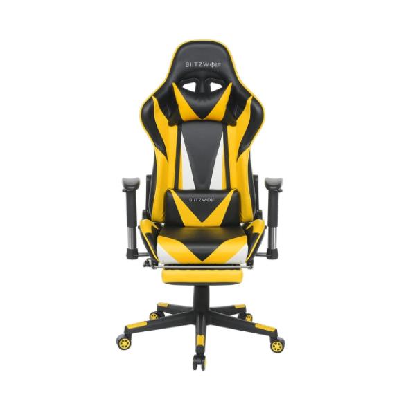 30 000 Forint alatt a BlitzWolf drágábbik gamer széke 3