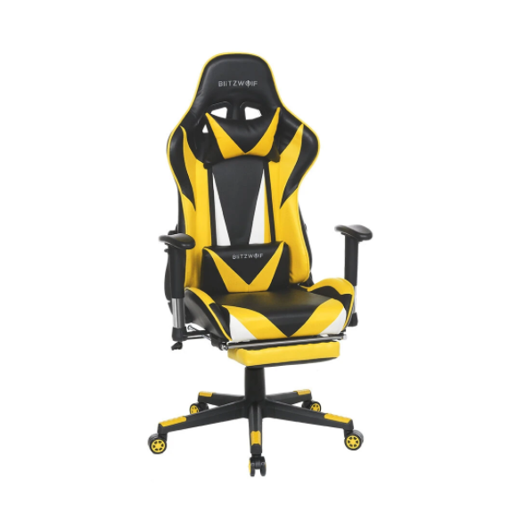 30 000 Forint alatt a BlitzWolf drágábbik gamer széke 7