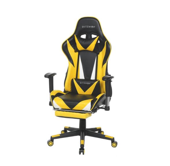 30 000 Forint alatt a BlitzWolf drágábbik gamer széke 6