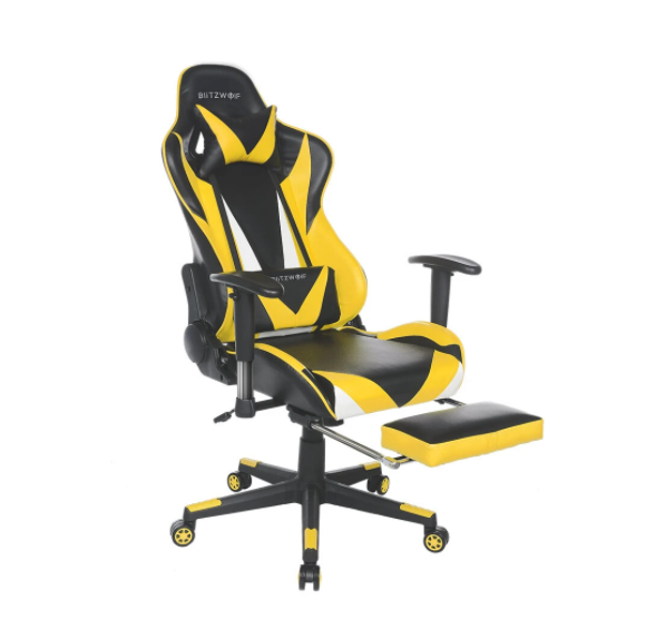 30 000 Forint alatt a BlitzWolf drágábbik gamer széke 2