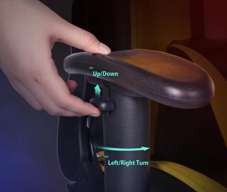 30 000 Forint alatt a BlitzWolf drágábbik gamer széke 8