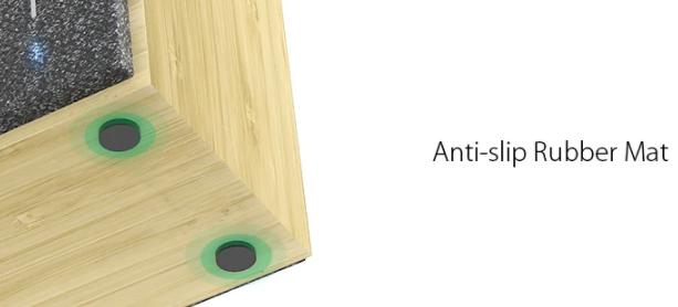 Bambuszházas Bluetooth hangszórót mutatott be a BlitzWolf 10
