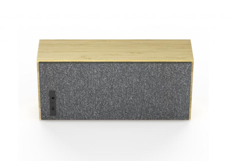 Bambuszházas Bluetooth hangszórót mutatott be a BlitzWolf 8