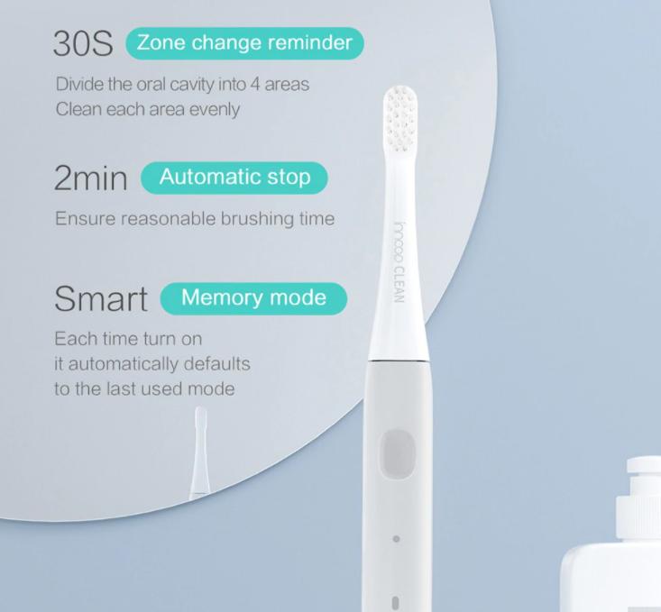 2700 forintért vihető a Xiaomi Inncap PT01 elektromos fogkefe 6