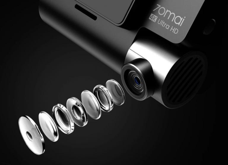 70mai 4K-s menetrögzítő kamera 30K alatt 3
