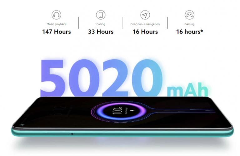 Bőven 50 000 forint alatt a 4/128GB-os Redmi Note 9 6